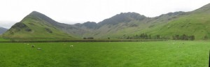 Buttermere pano 1