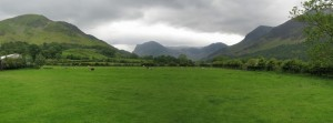 Buttermere pano 2