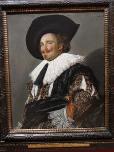 Frans Hals, The laughing cavalier